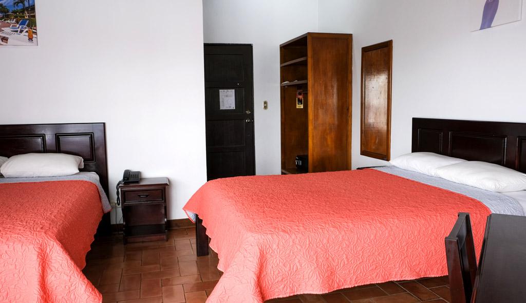 Standard Room Terraza del Pacifico